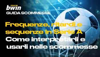 Frequenze, ritardi e sequenze in Serie A