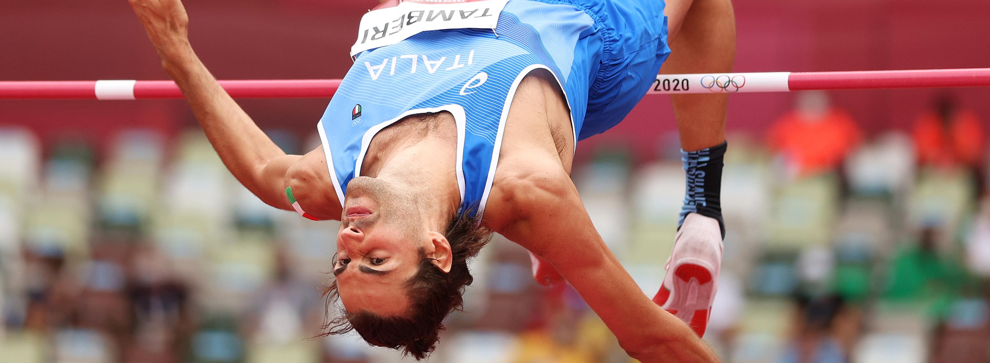 Gianmarco Tamberi - quote finale salto in alto Olimpiadi Tokyo
