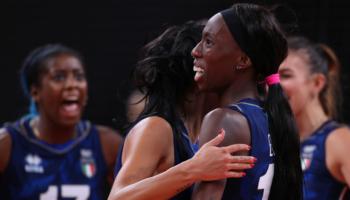 Italia volley femminile - quote olimpiadi di Tokyo