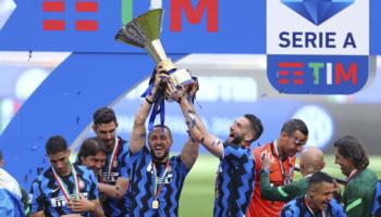 Serie A Inter campione
