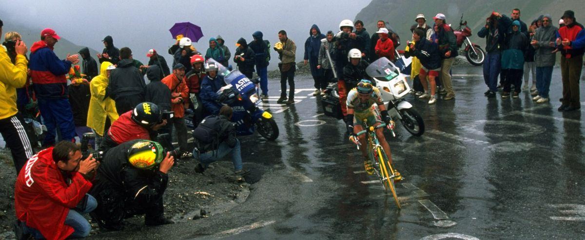 5 tappe indimenticabili Tour de France - Pantani