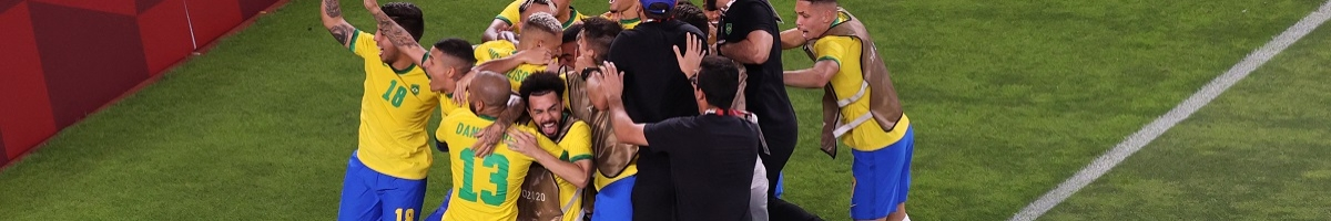Brasile-Spagna: per la Roja è un'occasione d'oro, Selecao per difendere la medaglia