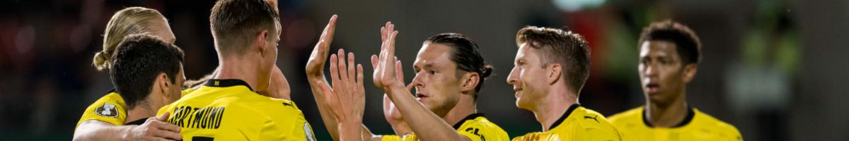 Borussia Dortmund-Eintracht Francoforte: padroni di casa favoriti e alla ricerca di record