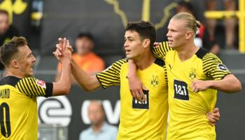 Friburgo-Borussia Dortmund: Haaland e compagni favoriti nonostante la Supercoppa