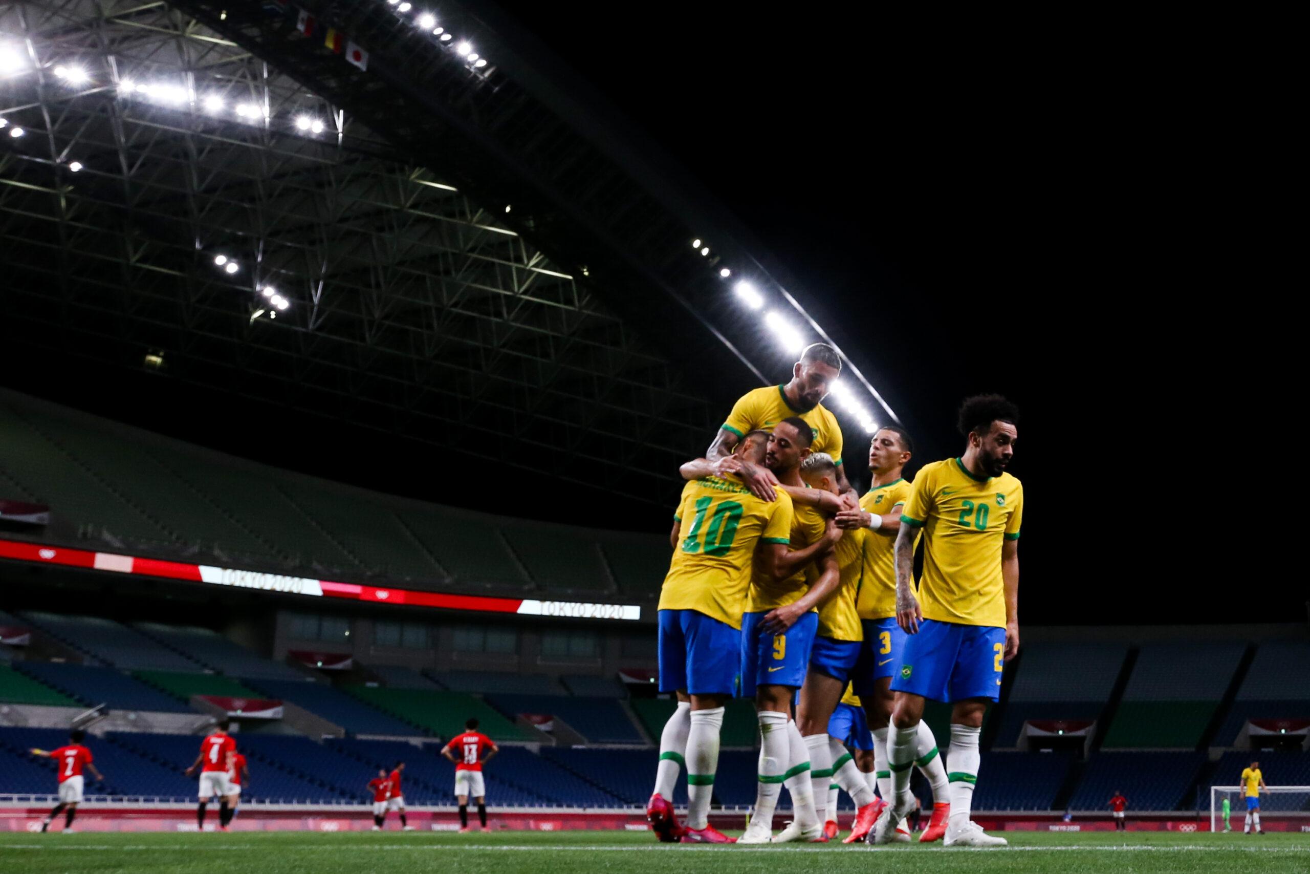 Messico-Brasile: la sconfitta di Londra 2012 brucia, la Selecao cerca vendetta