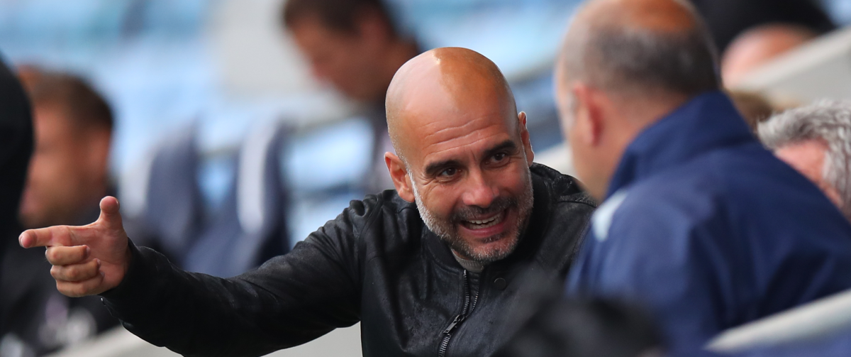 Premier League - presentazione stagione 2021-22 Pep Guardiola