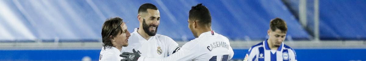 Alaves-Real Madrid: basterà il ritorno di Re Carlo a rianimare le merengues orfane di Sergio Ramos?