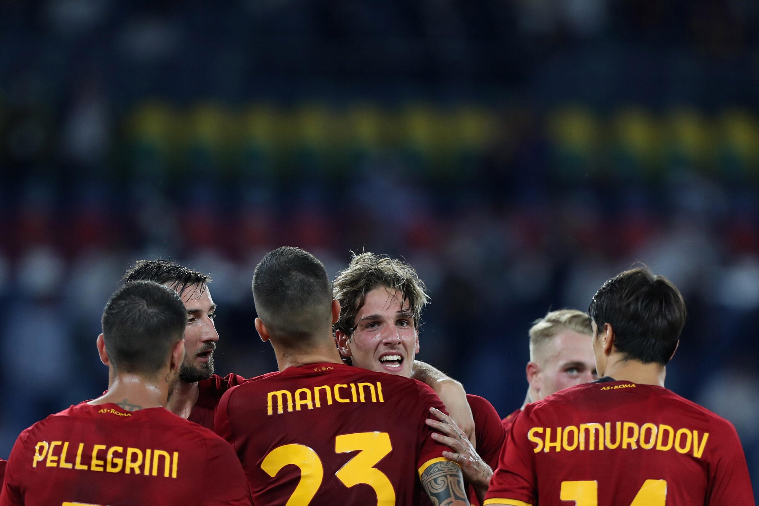 Roma-Sassuolo Serie A 2021-22 - 3°giornata