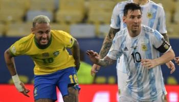 Brasile-Argentina, è già tempo di rivincita tra le grandi del Sud America