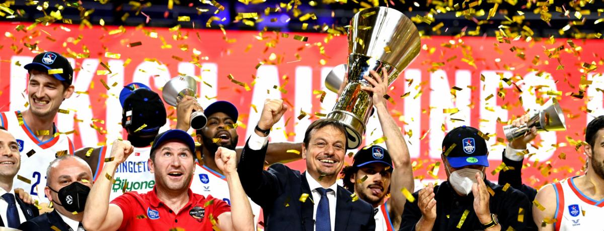 Eurolega 2021-22: parte la caccia all'Efes campione! Numeri, storia e curiosità del grande basket europeo