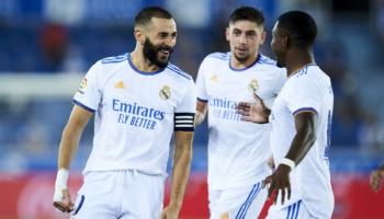 Real Madrid-Celta Vigo: le Merengues hanno bisogno dei gol di Benzema
