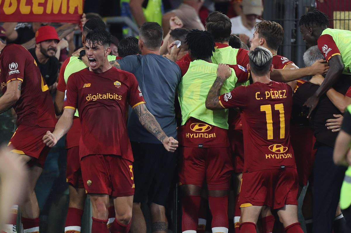 Roma-CSKA Sofia Conference League 2021-2022