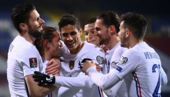 Ucraina-Francia: i Blues vogliono ipotecare la qualificazione al Mondiale di Qatar 2022