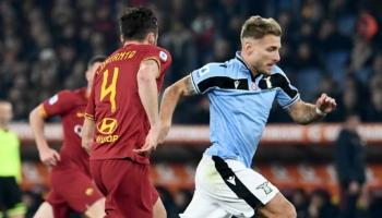 Lazio-Roma: Mourinho vs Sarri, atto secondo sognando in grande