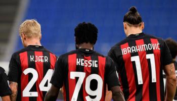 Milan-Lazio: il ritorno di Ibra e Kessié contro la macchina da gol di Sarri