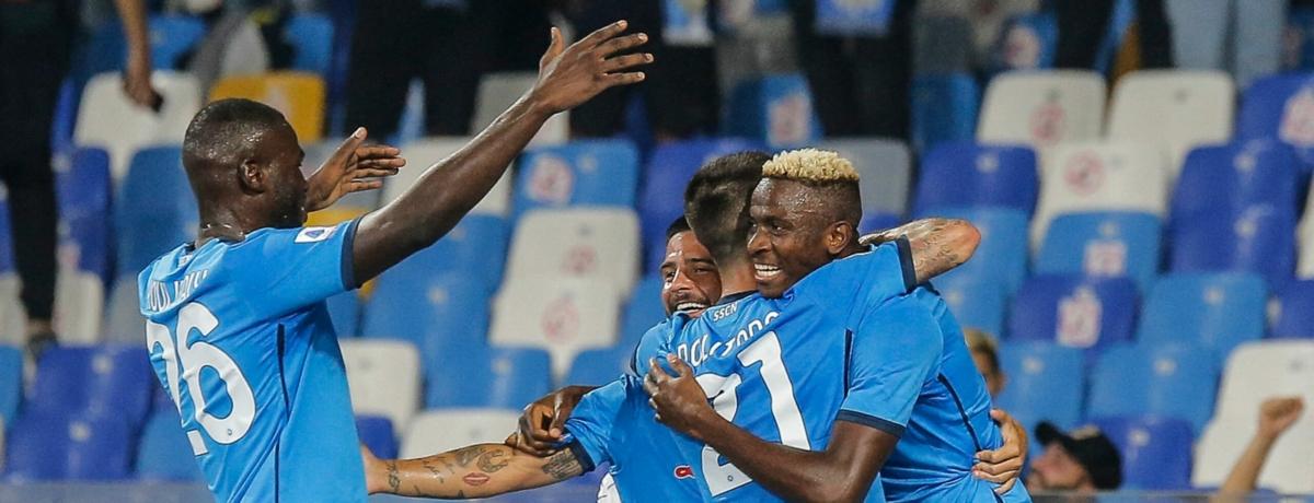Napoli-Spartak Mosca: Spalletti opta per il turnover, ma i russi non fanno paura