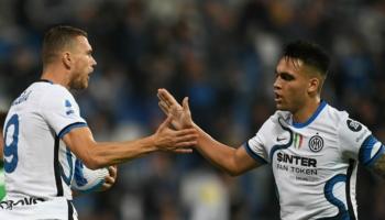 Quote capocannoniere Serie A: boom Dzeko, Lautaro insegue Immobile, risale Zapata