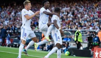 Real Madrid-Osasuna: blancos chiamati alla conquista della vetta