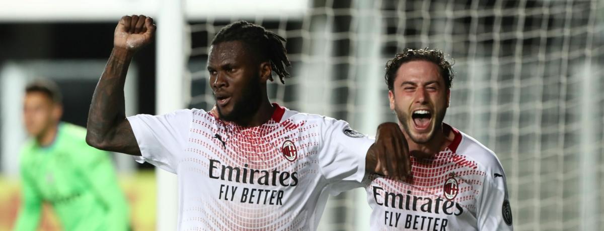 Atalanta-Milan: duello ad alta tensione e basso punteggio, con la Dea leggermente favorita