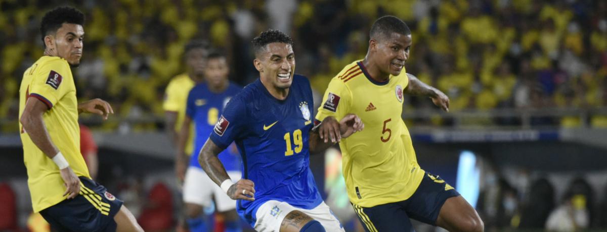 Qualificazioni sudamericane ai Mondiali 2022 ed Eurolega nel palinsesto bwin del 14 ottobre 2021