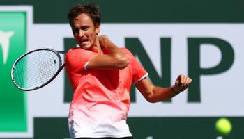Indian Wells 2021: la prima volta senza i Big 3, il favorito d'obbligo è Medvedev