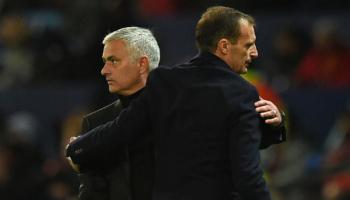 Juventus-Roma: la variabile-Mourinho irrompe nel tessuto di un'antica rivalità