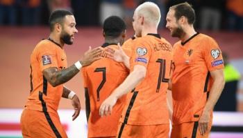 Lettonia-Olanda: gli Oranje puntano a blindare il primo posto nel Gruppo G