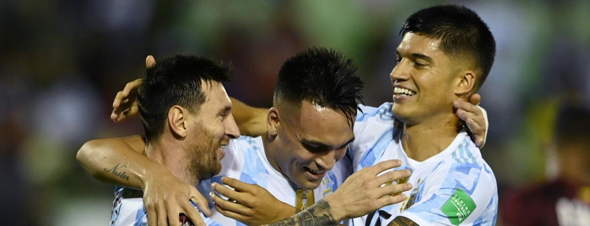Paraguay-Argentina: Messi e compagni favoriti in un match a basso punteggio