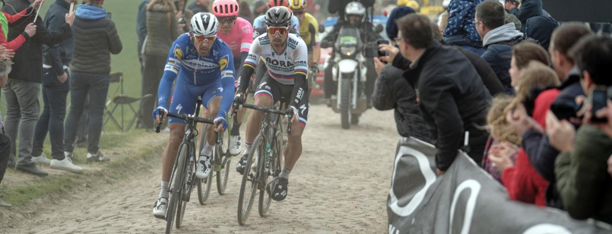 Parigi-Roubaix 2021: nell'Inferno del Nord sarà duello Van Aert-Van der Poel?