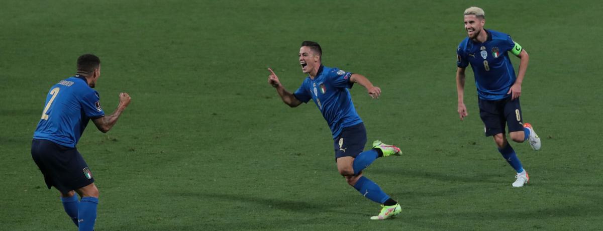 Italia-Belgio: oggi la finalina della Nations League, c'è Raspadori, Diavoli Rossi senza Lukaku-Hazard