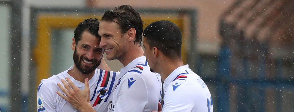Sampdoria-Udinese: D'Aversa contro Gotti, chi perde rischia grosso