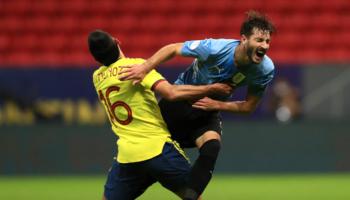 Uruguay-Colombia: scontro diretto che vale il pass per i Mondiali di Qatar 2022
